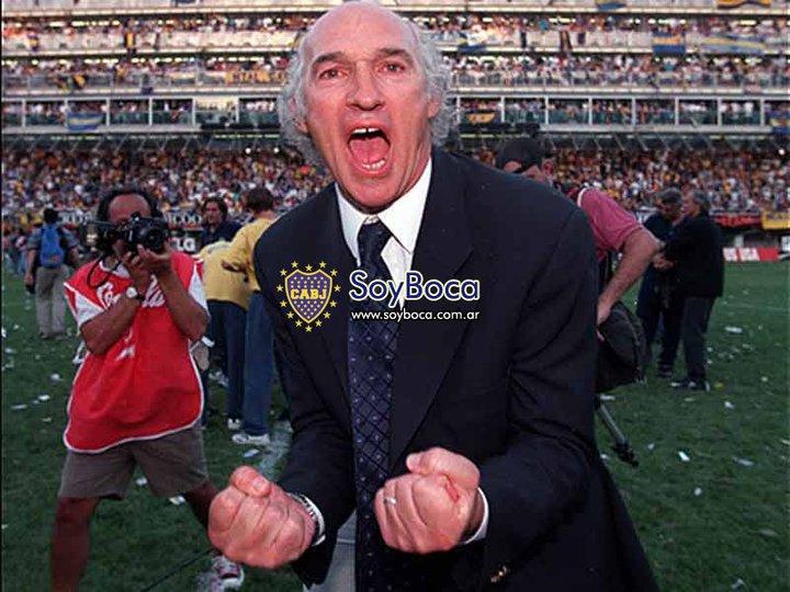 Feliz Cumple Carlos Bianchi...Maestro.