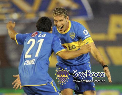 Palermo le convirtió su ansiado gol a Huracan