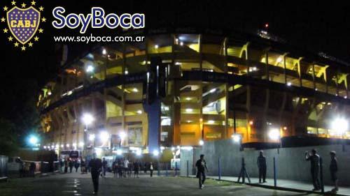 Boca vs Unión