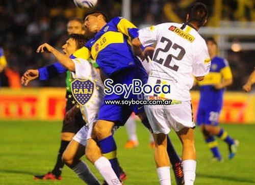 Boca no mosotro nucho y empato con Olimpo en Bahia Blanca 0 a 0