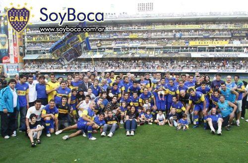 Boca salió campeón nuevamente