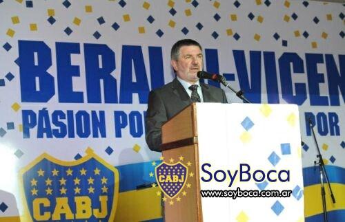 José Beraldi prometio...