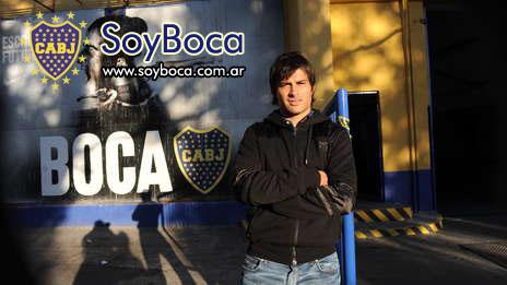 Cvitanich es el nuevo refuerzo de Boca Juniors