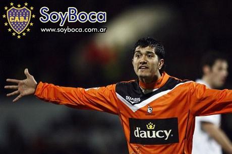 Franco Sosa, llega y firma...