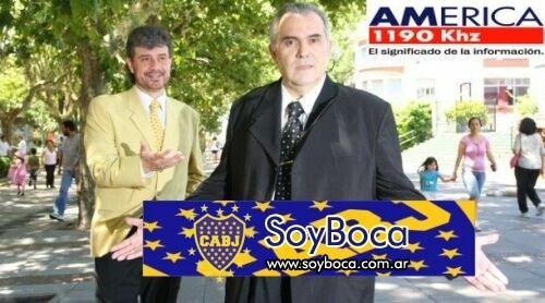 """Pancho y Daniel son """"Boca de Selección"""""""