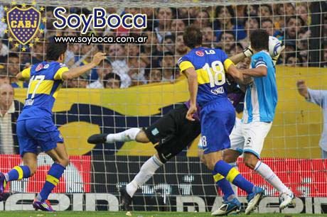 Boca no pudo ganarle a Racing