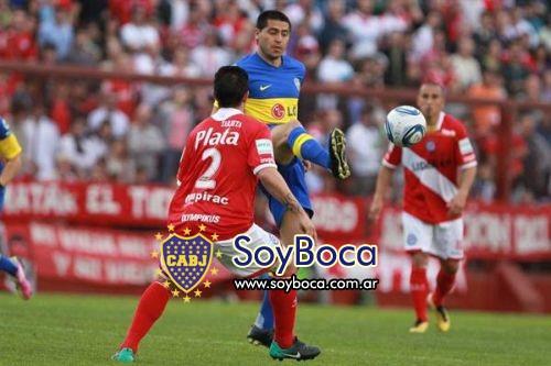 Boca y Argentinos Juniors empataron 0 a 0 en la Paternal