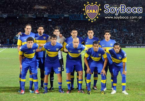 Boca vs Belgrano de Cordoba