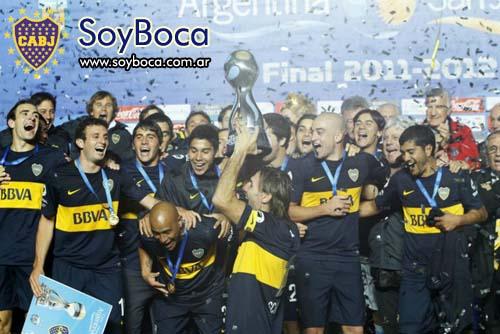 Boca campeón de la copa argentina