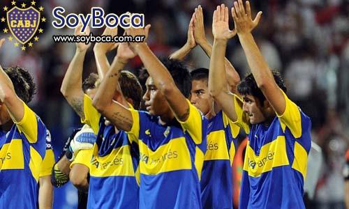 Los pibes de Boca ganaron 2 a 0