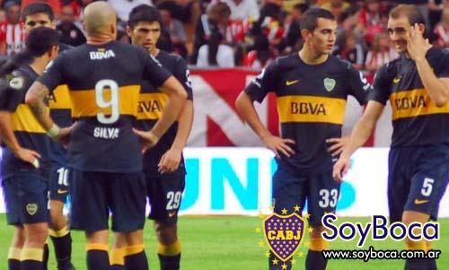 Boca perdio 1 a 0 con Estudiantes de la Plata