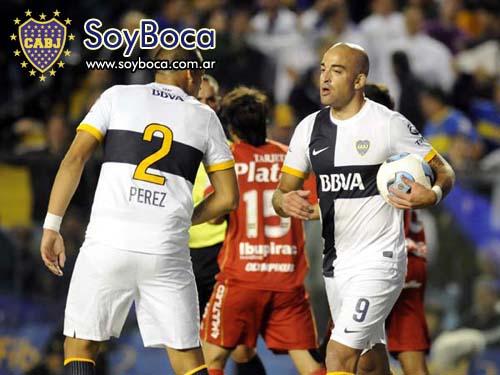 Silva metió su penal