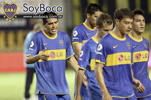 Boca Juniors volvio a perder en la Bombonera, esta vez con Olimpo de Bahia Blanca