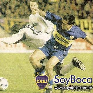 Marcelo Delgado Boca Juniors