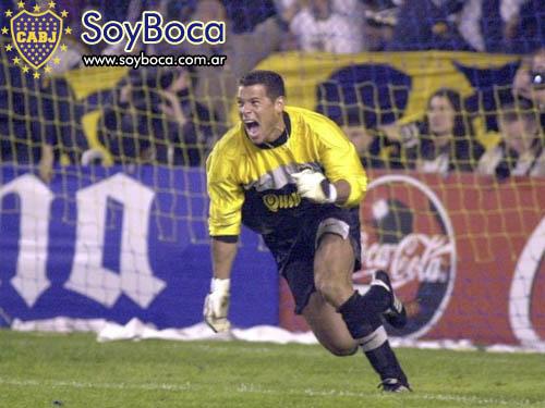 Oscar Cordoba Boca Juniors