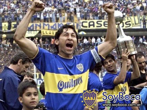 Patron Bermudez Boca Juniors