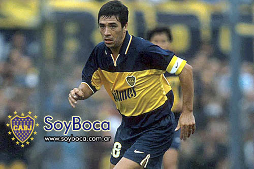 Basualdo SoyBoca Boca Real Madrid