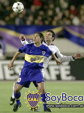 Riquelme Boca Juniors SoyBoca Real Madrid