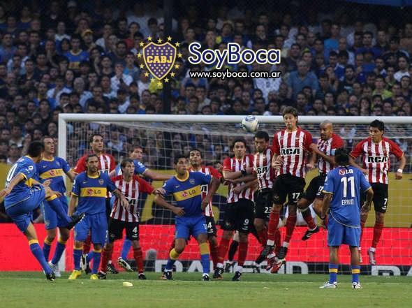 Revivi los golazos de Boca contra Estudiantes de la Plata