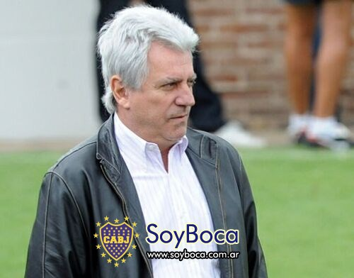Crespi sigue en su cargo, reinara la paz en Boca?