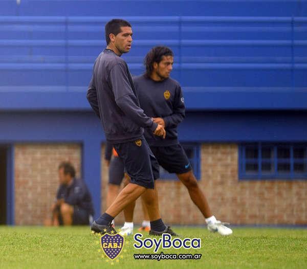 Boca necesita que Roman y Erviti generen el futbol ausente hasta ahora...