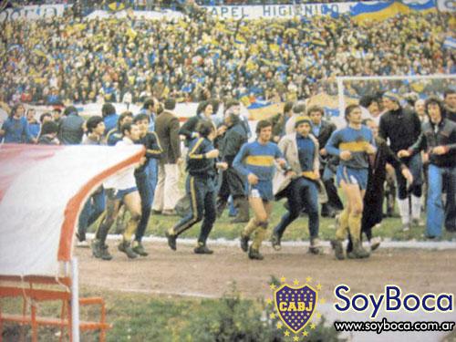Boca campeon en cancha de River