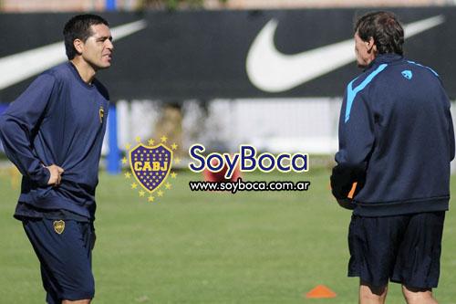 SoyBoca - Boca Juniors - RIquelme - Falcioni