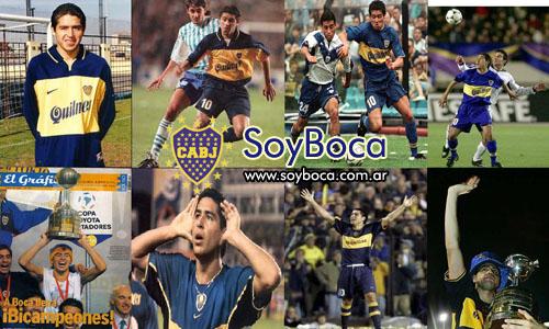 Momentos vividos de Juan ROman Riquelme en Boca Juniors
